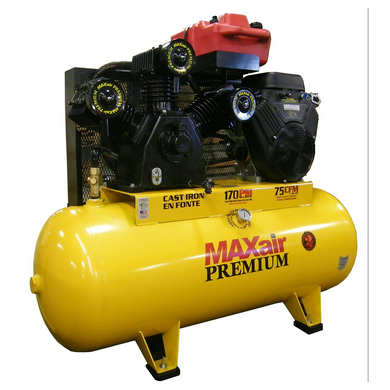 MaxAir 31HP 120 Gallon Air Compressor