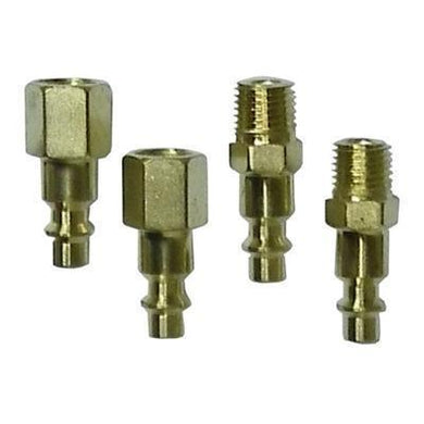 4 PC. Male/Female Nipple-air tool accessories-Tool Mart Inc.