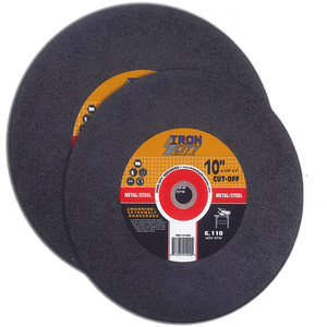 Metal/Steel Stationary & Electric Portable Saw Wheel - 10 x 1/8 x 5/8