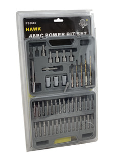 48 Piece Power Bit Accessory-drills & drivers-Tool Mart Inc.