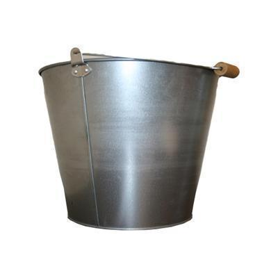 5 Gallon Galvanized Bucket-lawn & garden-Tool Mart Inc.