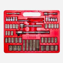 50-Pc Tool Set-ratchets, sockets, & adapters-Tool Mart Inc.