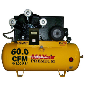 MaxAir 15 HP 120 Gallon Air Compressor