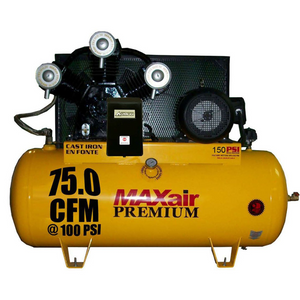 MaxAir 20 HP 120 Gallon Air Compressor