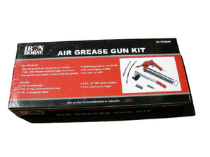 Iron Horse Air Grease Gun Kit