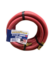 Goodyear Red Hose 3 8 Inch x 15 Foot