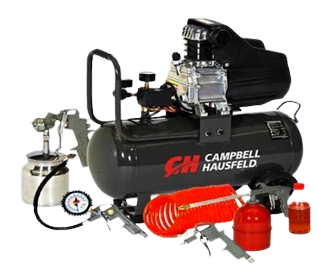 Campbell Hausfeld 2.0HP 8 Gallon Air Compressor