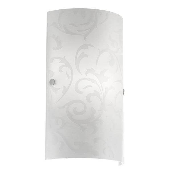 Amadora Collection 1-Light Matte Nickel Sconce Damaged Box-sconces & wall fixtures-Tool Mart Inc.
