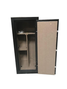 Armor 24-Gun Fire Resistant Convertible Safe with Electronic Lock-safes-Tool Mart Inc.