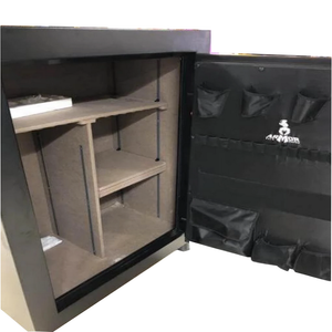 Armor 64-Gun Fireproof Electric Locking Safe AFS-64-safes-Tool Mart Inc.