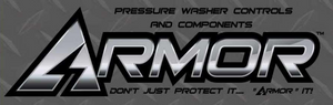Armor Axial Pressure Washer Pump 2.2 GPM @ 2,600 PSI (Front Load)-PRESSURE WASHERS-Tool Mart Inc.