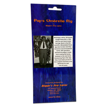 Pap's Umbrella Fishing Rig (2-Pack) - 5 Hook - Red