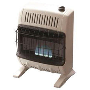BF30LPVF Heatstar by Mr. Heater 30,000 BTU Propane Gas Blue Flame Heater Factory Serviced A330535-fans, cooling, & heating-Tool Mart Inc.