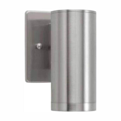 Brushed Nickel Outdoor LED Wall Lantern Sconce Damaged Box-sconces & wall fixtures-Tool Mart Inc.