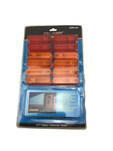 Cal-Hawk 12-pc Running Light Kit-automotive-Tool Mart Inc.