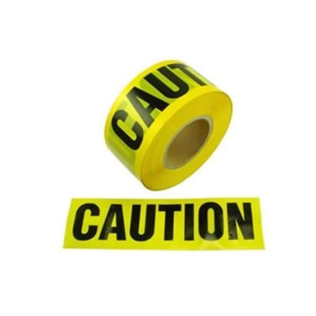 Caution Tape-caution tape & lights-Tool Mart Inc.