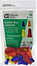 Commercial Electric Standard Wire Connectors 25 Count