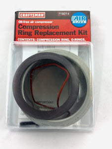 Craftsman O'Ring Kit For Air Compressor-air compressor parts-Tool Mart Inc.
