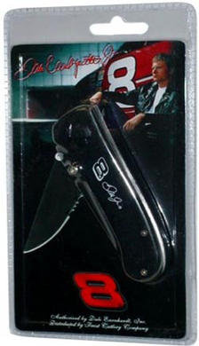 Dale Jr. Black Locking Knife-knives & cutting tools-Tool Mart Inc.