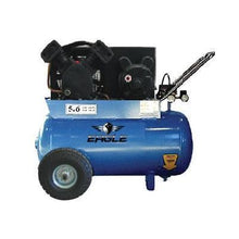 Eagle 3 HP 20 Gallon ( Belt Drive) Cast Iron Air Compressor-eagle air compressors-Tool Mart Inc.