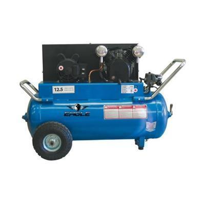 Eagle 4 HP 25 Gallon Air Compressor-eagle air compressors-Tool Mart Inc.