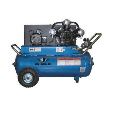 Eagle 5 HP 25 Gallon Air Compressor-eagle air compressors-Tool Mart Inc.