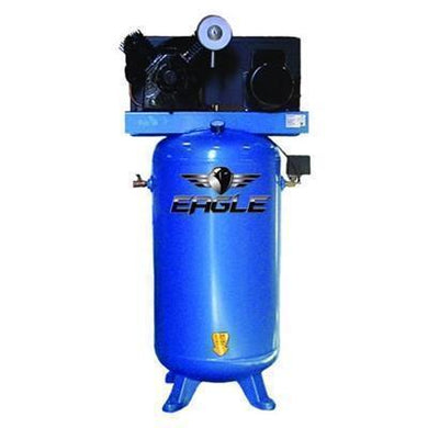 Eagle 5 HP 80 Gallon Air Compressor-eagle air compressors-Tool Mart Inc.