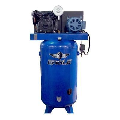 Eagle 5 HP 80 Gallon Air Compressor (out of stock 2-6-19)-eagle air compressors-Tool Mart Inc.