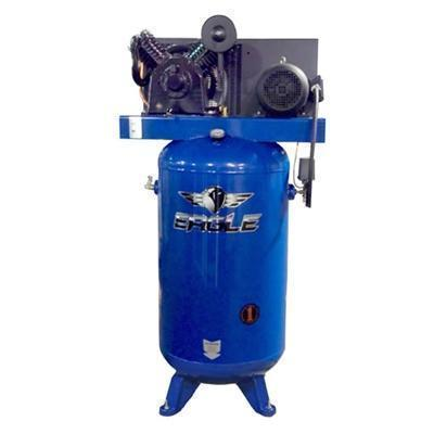 Eagle 7.5 HP 80 Gallon Air Compressor-eagle air compressors-Tool Mart Inc.
