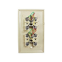 Eagle Electric 2-Port Duplex Wall Plate-electrical-Tool Mart Inc.