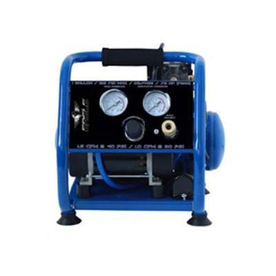 Eagle Silent Series .75 HP 1 Gallon Compressor-eagle air compressors-Tool Mart Inc.