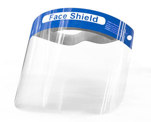 Face Shield Protective Isolation Mask Price Is For Five Pieces