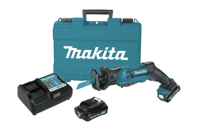 Factory Serviced 12volt Max Cut Lithium-ion Cordless Recipocating Saw-Makita-Tool Mart Inc.