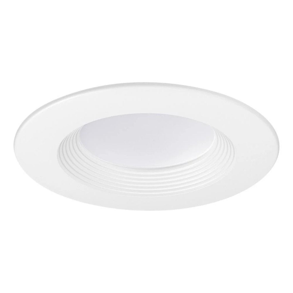 Globe 5 in. and 6 in. Energy Star Turnable Integrated LED Recessed Retrofit Baffle Trim With Duo Bright Technology Damaged Box-recessed fixtures-Tool Mart Inc.