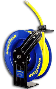 Goodyear Spring Driven Hose Reel External-air hoses-Tool Mart Inc.
