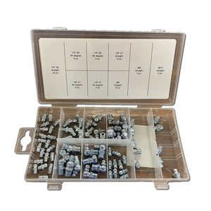70 Piece Grease Fitting Assortment