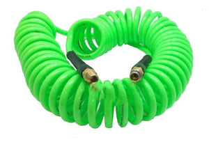 Green Recoil 1 4 Inch 30 Foot Recoil Hose