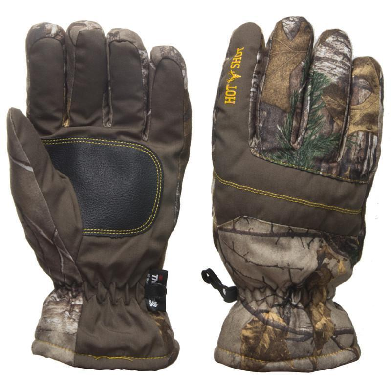 Hot Shot Heat Factor 2 Defender Gloves Size Large-hunting/fishing-Tool Mart Inc.