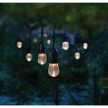 Integrated LED string light with color changing bulbs damaged box-Lighting-Tool Mart Inc.
