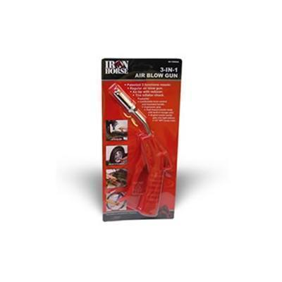 Iron Horse 3-In-1 Air Blow Gun-air tool accessories-Tool Mart Inc.