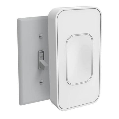 Light Switch Toggle in White Damaged Box-outlets, switches, & plates-Tool Mart Inc.