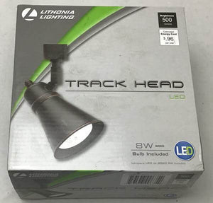 Lithonia Lighting Lamp Shade Track Head, 8W, 500 Lumen, Bronze, Oil Rubbed Damaged Box-Lighting-Tool Mart Inc.
