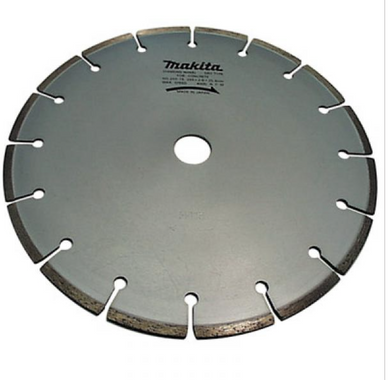 Makita 10 Inch With 1 Inch Arbor Diamond Wheel For Concrete-Makita-Tool Mart Inc.