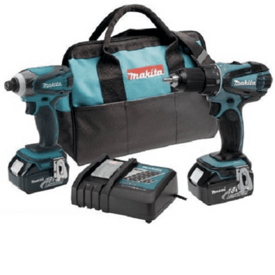 Makita Reconditioned 2 Piece Drill & Impact Set-Makita-Tool Mart Inc.