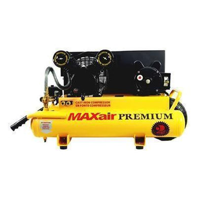 MaxAir 3.5 HP 8 Gallon Air Compressor (discountiuned 5-1-19)-max air air compressors-Tool Mart Inc.