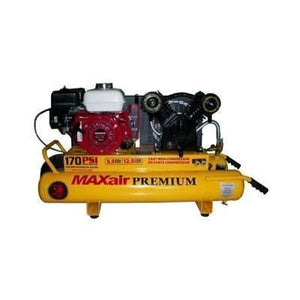 Maxair 5.5 HP 10 Gallon Compressor-max air air compressors-Tool Mart Inc.