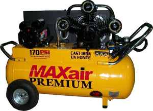 Maxair Portable Air Compressor 170PSI-max air air compressors-Tool Mart Inc.