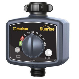 Melnor Sunrise Water Timer Damaged Box