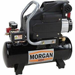 Morgan Hot Dog Air Compressor Oil Lube *Factory Serviced*-other air compressors-Tool Mart Inc.