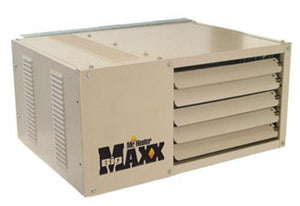Mr. Heater Big Maxx Natural Gas 50,000 BTU Unit Heater *Factory Serviced*-fans, cooling, & heating-Tool Mart Inc.